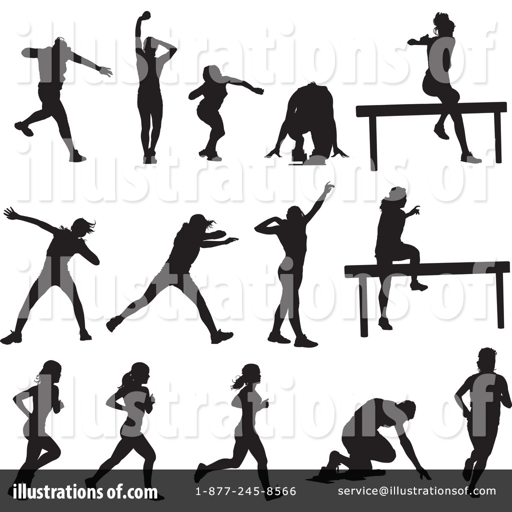 Clip Art Track And Field Clipart track and field clipart 211748 illustration by paulo resende royalty free rf resende