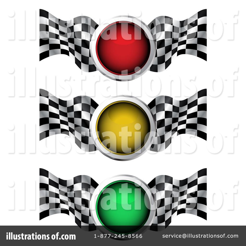 Traffic Light Clipart #231225 - Illustration by MilsiArt