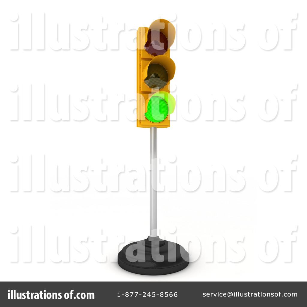 Traffic Light Clipart #1061997 - Illustration by stockillustrations