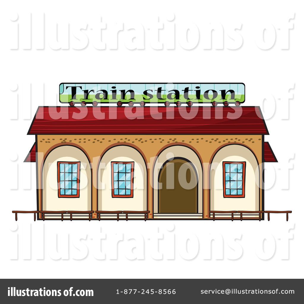 Clip Art Train Station Clipart train station clipart 1167159 illustration by colematt royalty free rf colematt