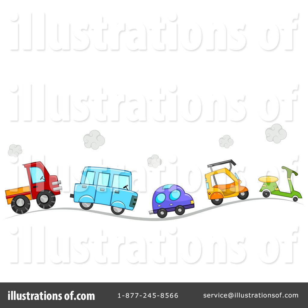 Transportation Clipart #210224 - Illustration by BNP Design Studio