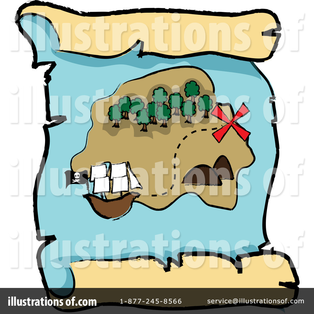 treasure map clipart 218337 illustration by pams clipart rh illustrationsof com treasure map clipart free treasure map clip art that can be edited