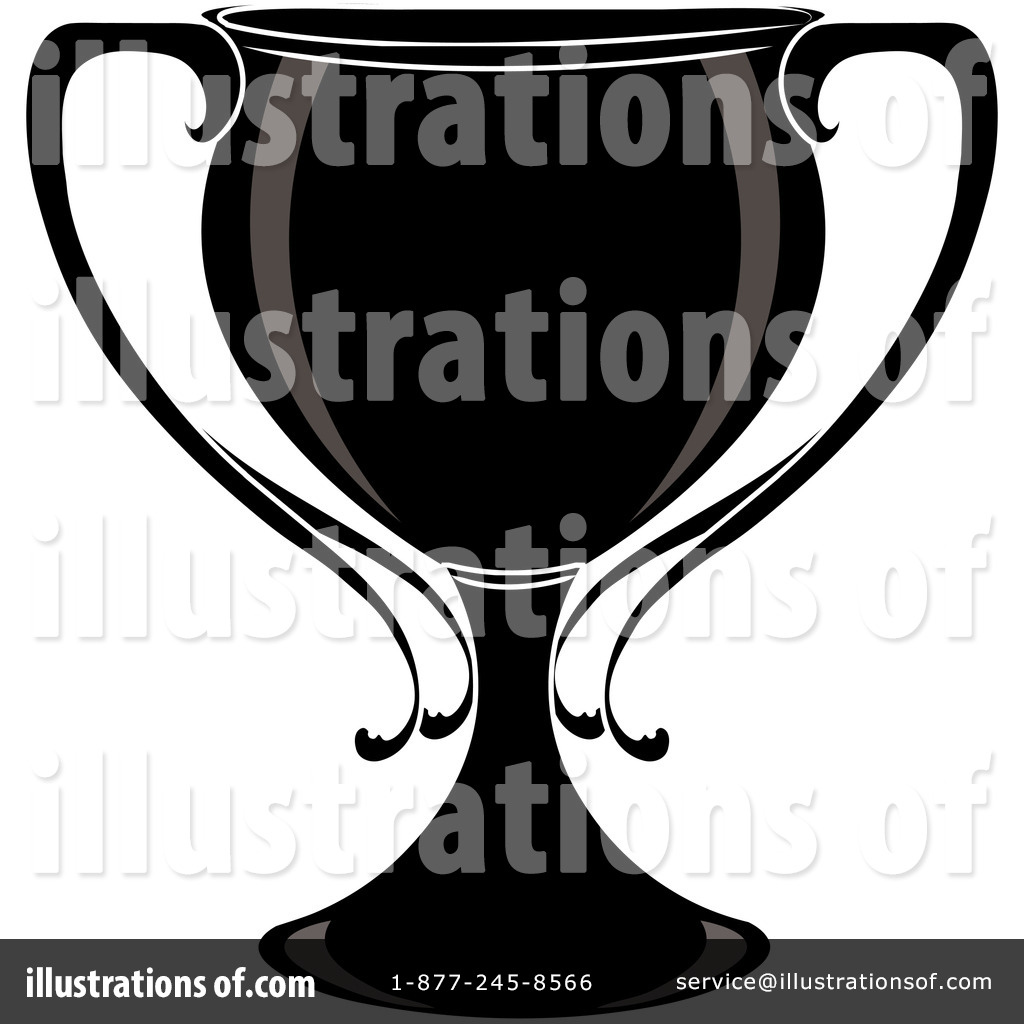 Royalty Free RF Trophy Clipart Illustration 1079189 By Pams