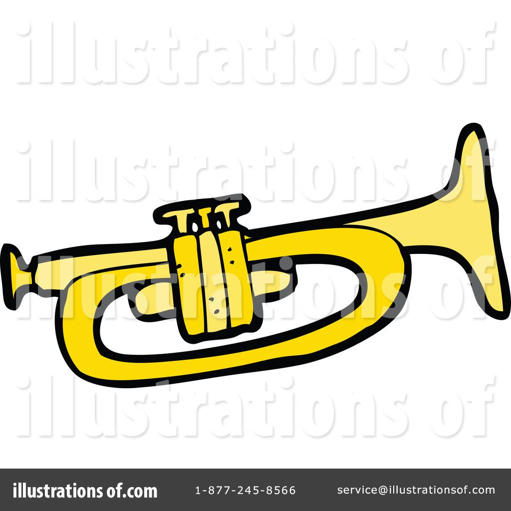 trumpet clipart 1148281 illustration by lineartestpilot rh illustrationsof com trumpet pictures clip art trumpet clipart png