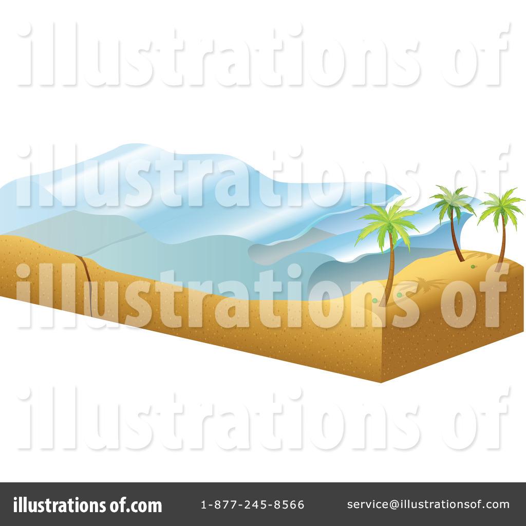 Tsunami Clipart #1115429 - Illustration by colematt