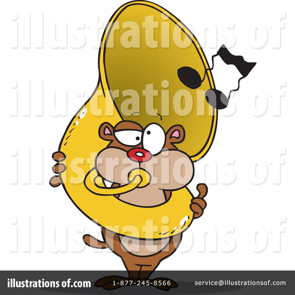 Clip Art Tuba Clipart tuba clipart 438148 illustration by ron leishman royalty free rf leishman