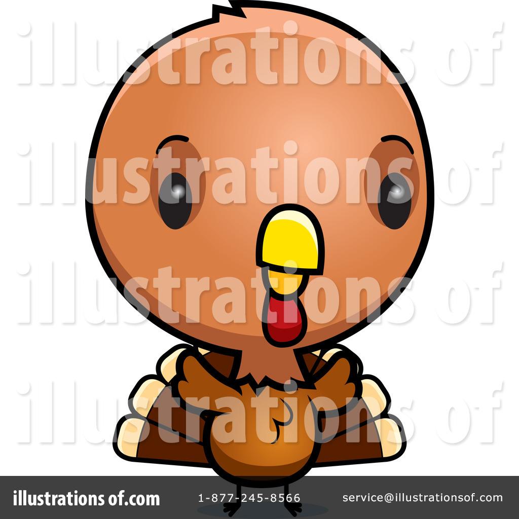 turkey bird clipart 1077346 illustration by cory thoman