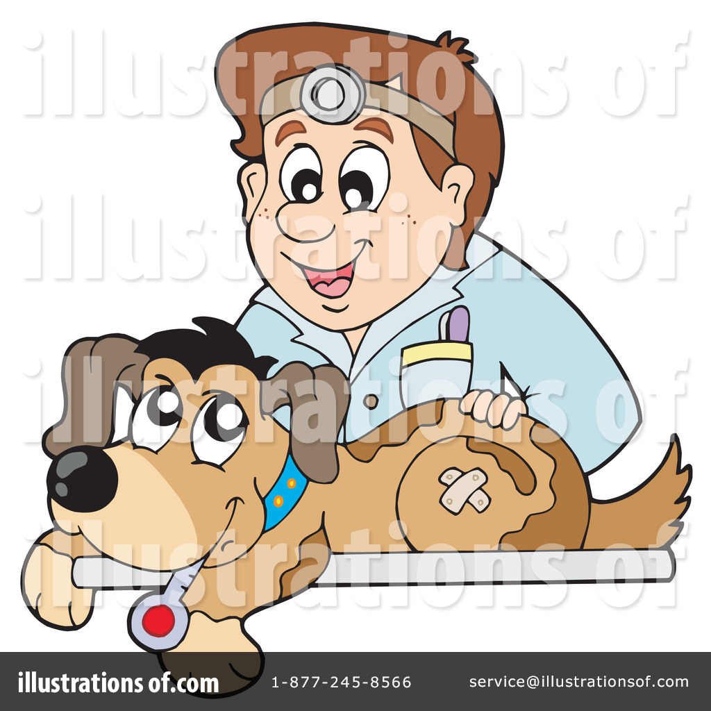 veterinarian clipart 211387 illustration by visekart rh illustrationsof com veterinary clipart veterinarian clipart black and white
