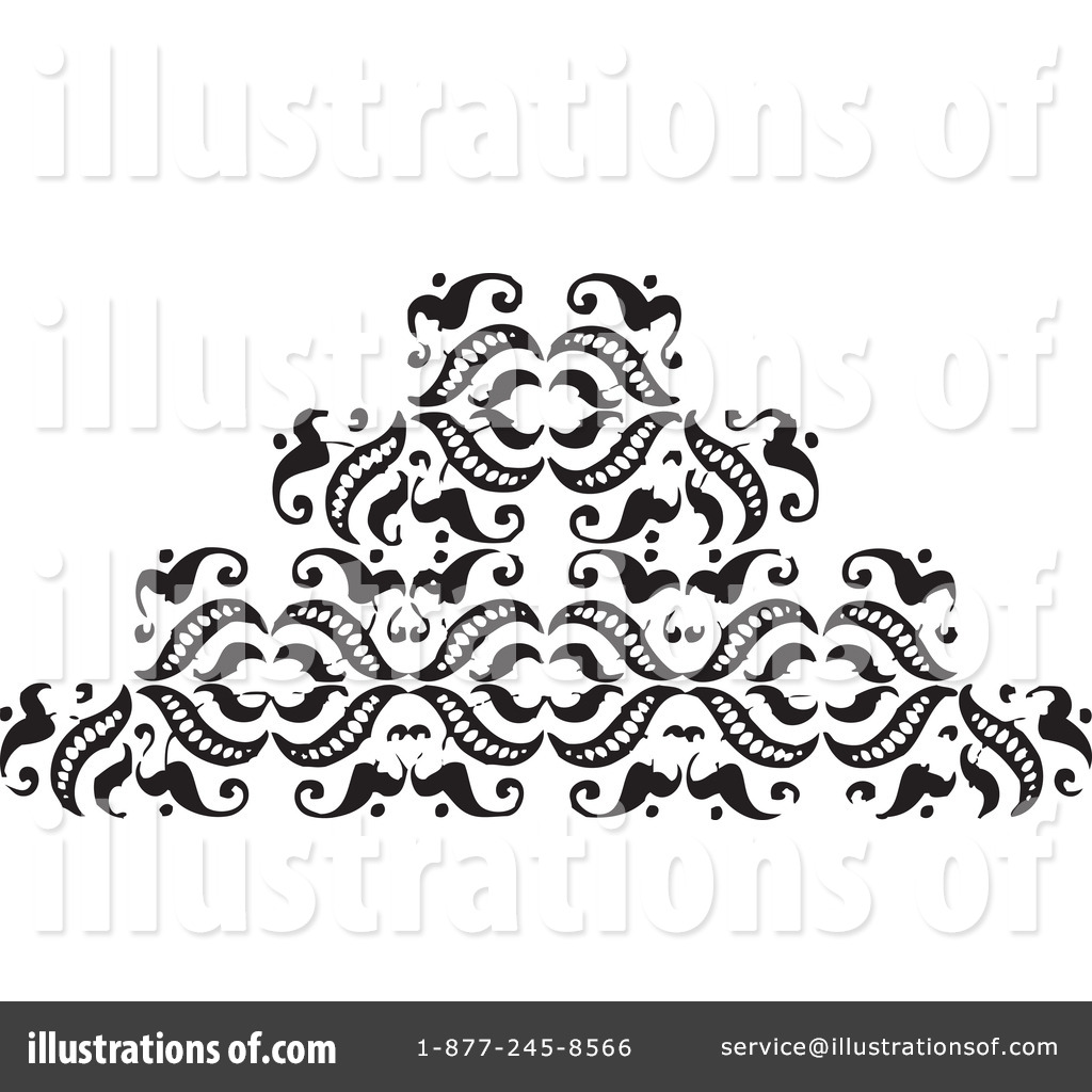 Victorian Design Elements victorian design elements clipart #1084188 - illustration