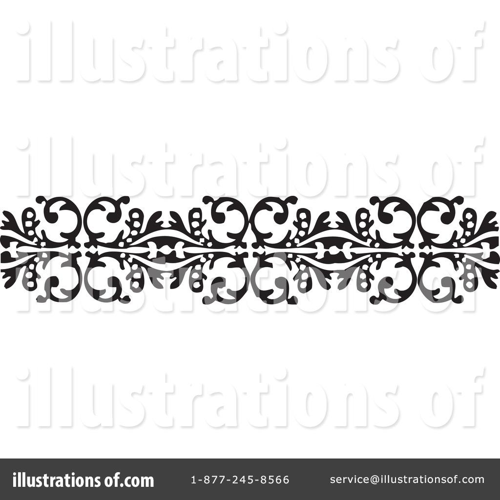 Victorian Design victorian design elements clipart #1084192 - illustration