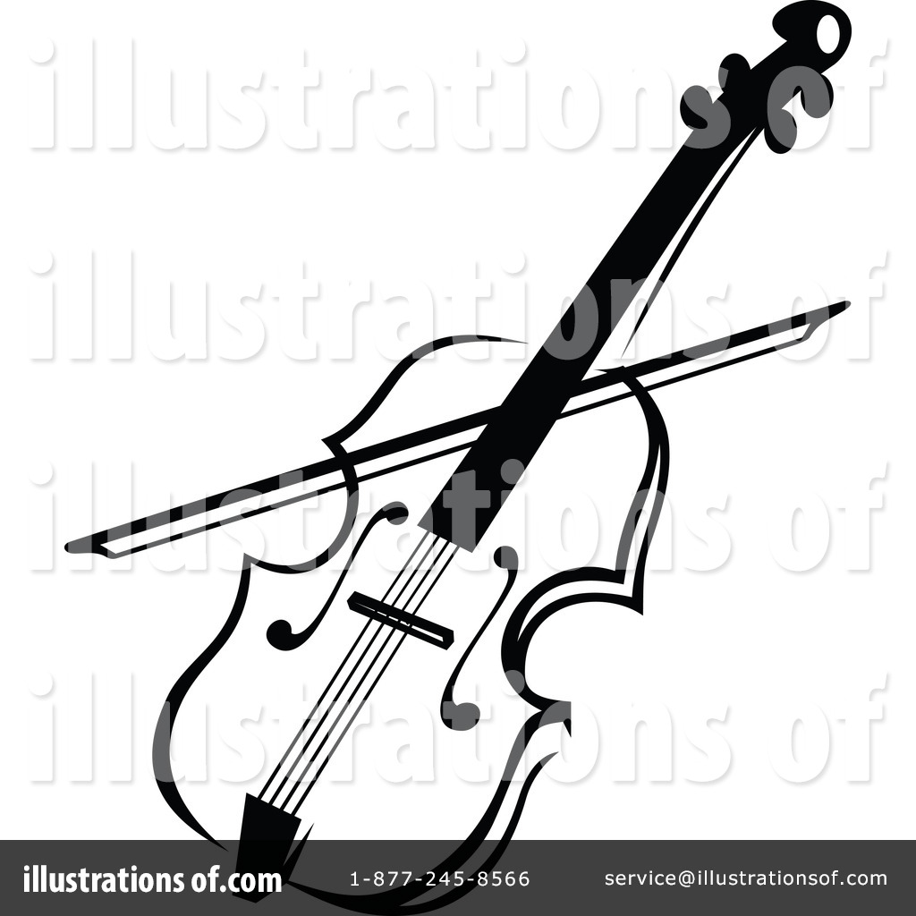 violin clipart 1151011 illustration by vector tradition sm rh illustrationsof com violin clip art black and white violin clipart free
