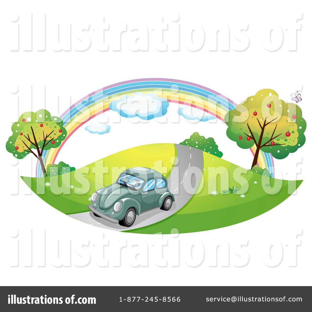 Vw Beetle Clipart #1181347 - Illustration by colematt