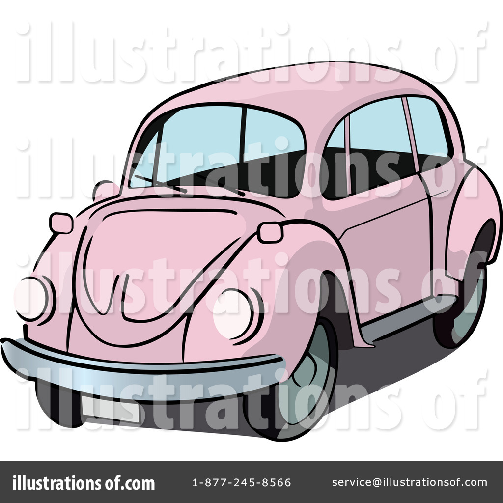 Vw Beetle Clipart #59106 - Illustration by Frisko