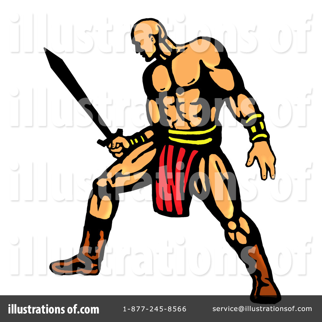 Clip Art Warrior Clipart warrior clipart 85178 illustration by patrimonio royalty free rf patrimonio