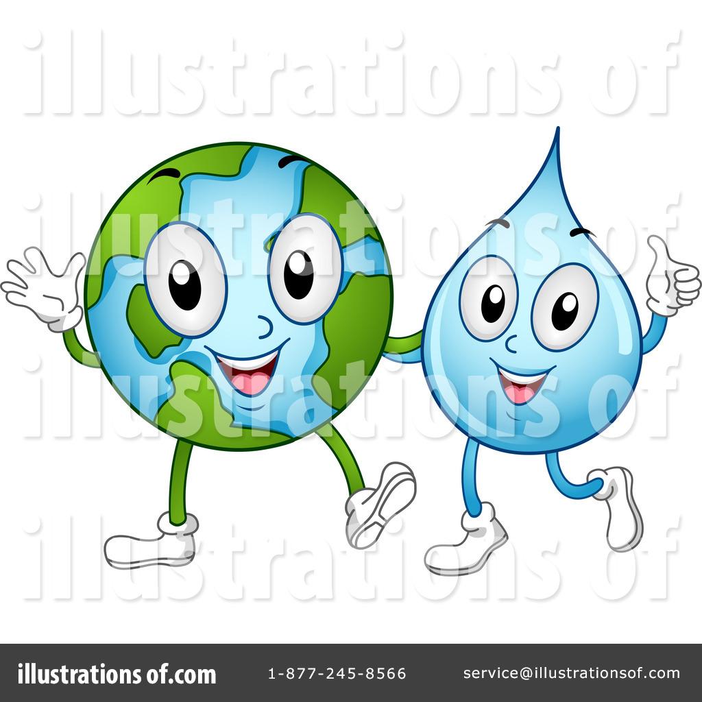 Water Clipart #1094786 - Illustration by BNP Design Studio
