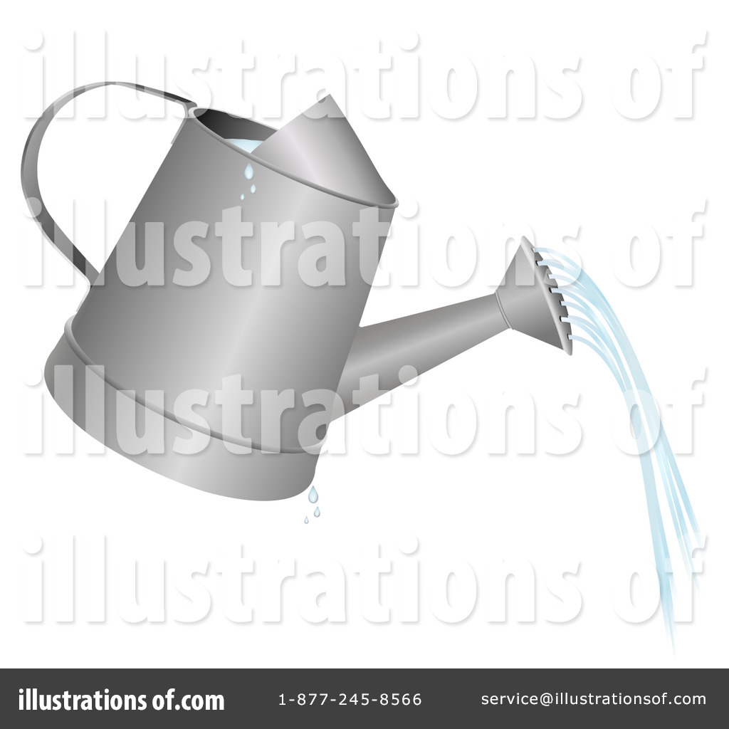 watering can clipart 60393 illustration by oligo