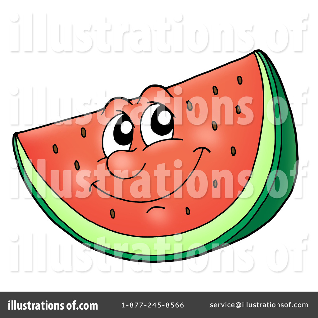 watermelon clipart 222081 illustration by visekart rh illustrationsof com free printable watermelon clipart Watermelon Cartoon Clip Art