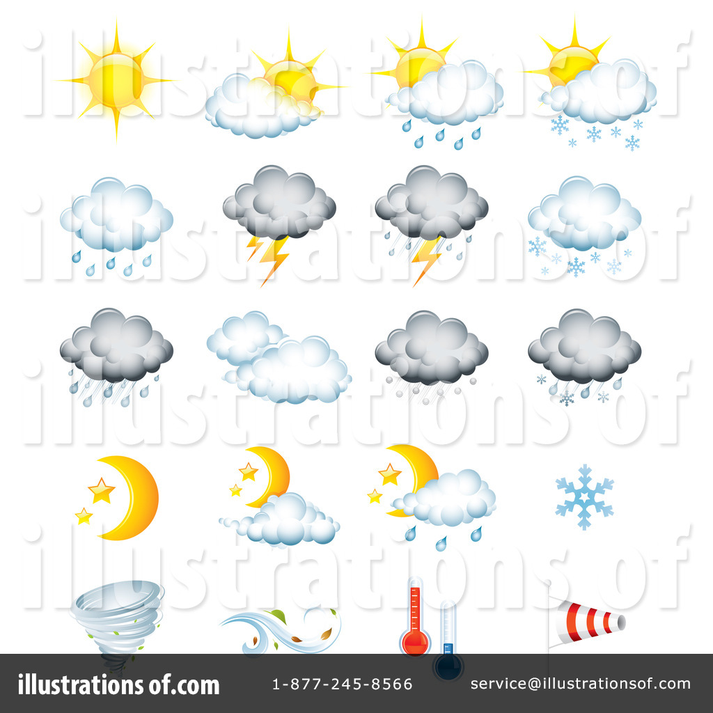 weather clipart 1045017 illustration by ta images