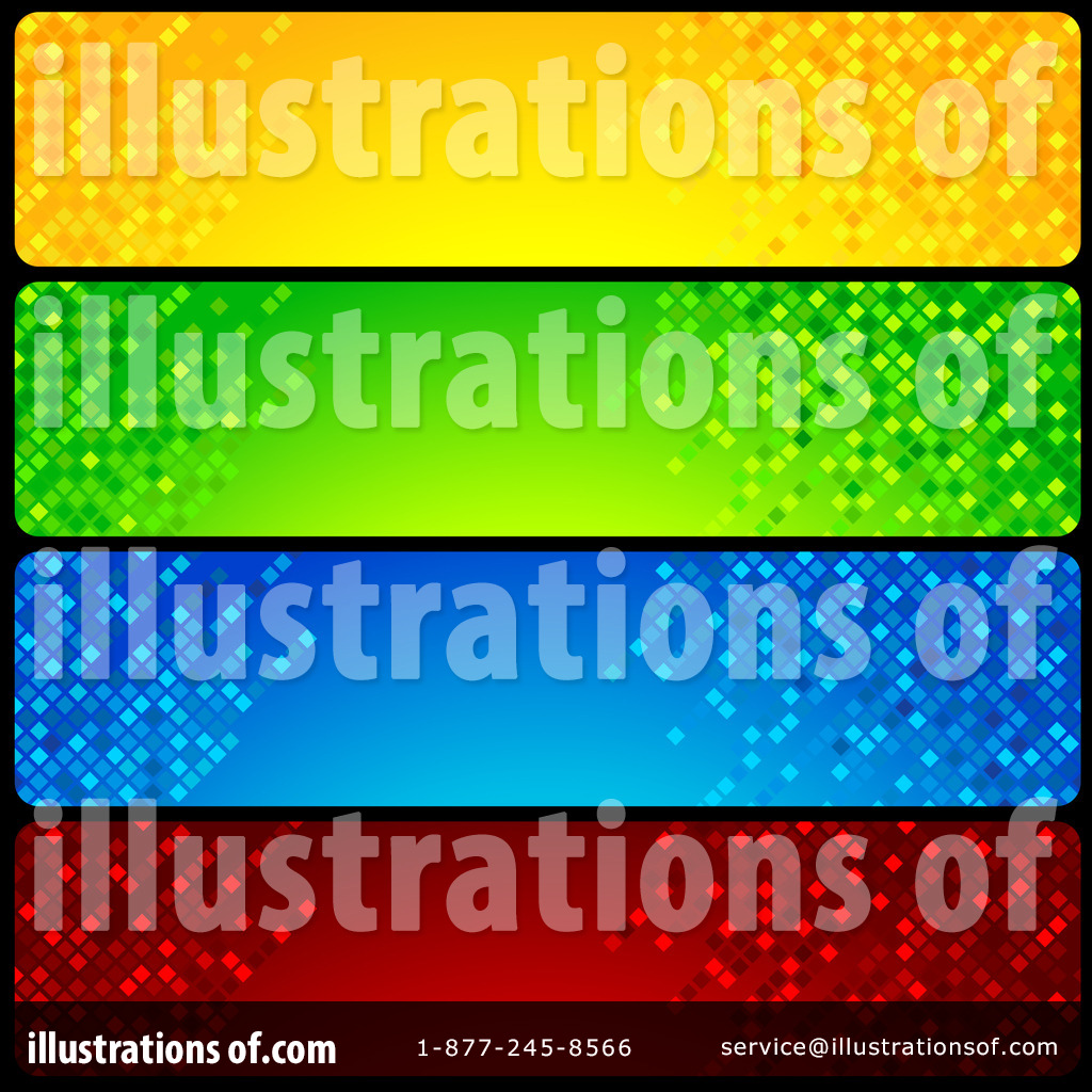 website banners clipart 1119469 illustration by dero