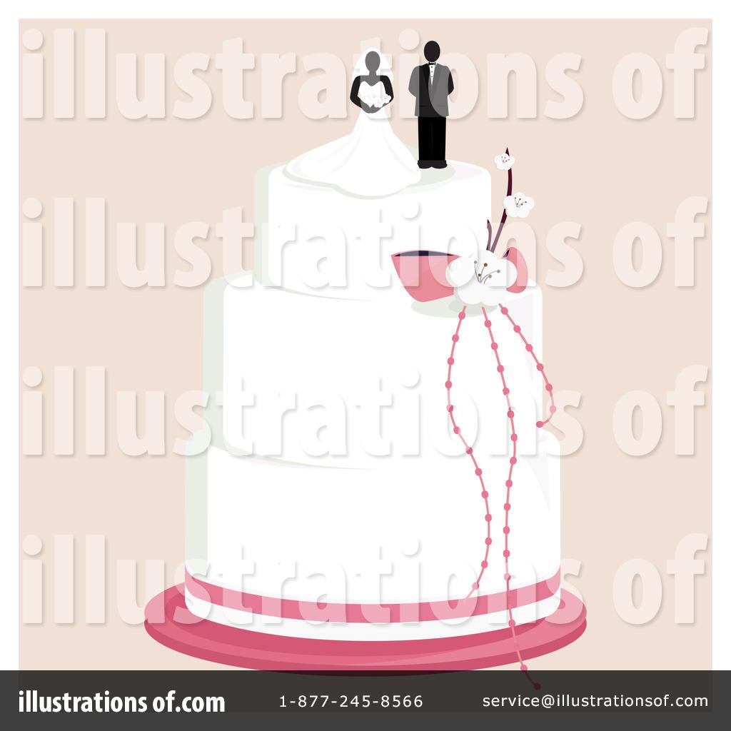 Wedding Cake Clipart 1093149 Illustration by Randomway