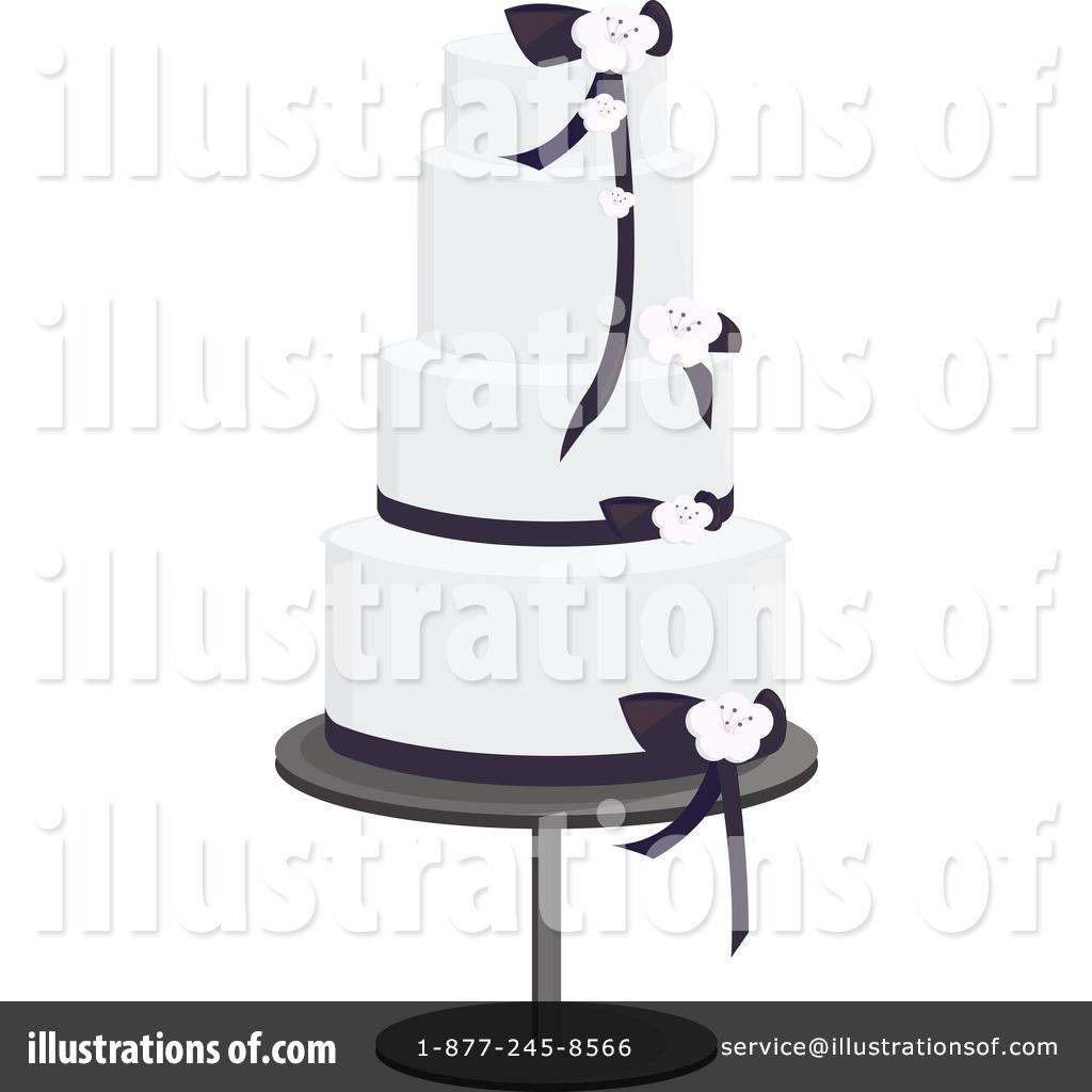 Wedding Cake Clipart 1093175 Illustration by Randomway