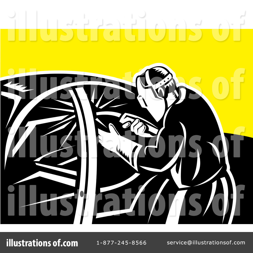 Welding Clipart #92052 - Illustration by patrimonio