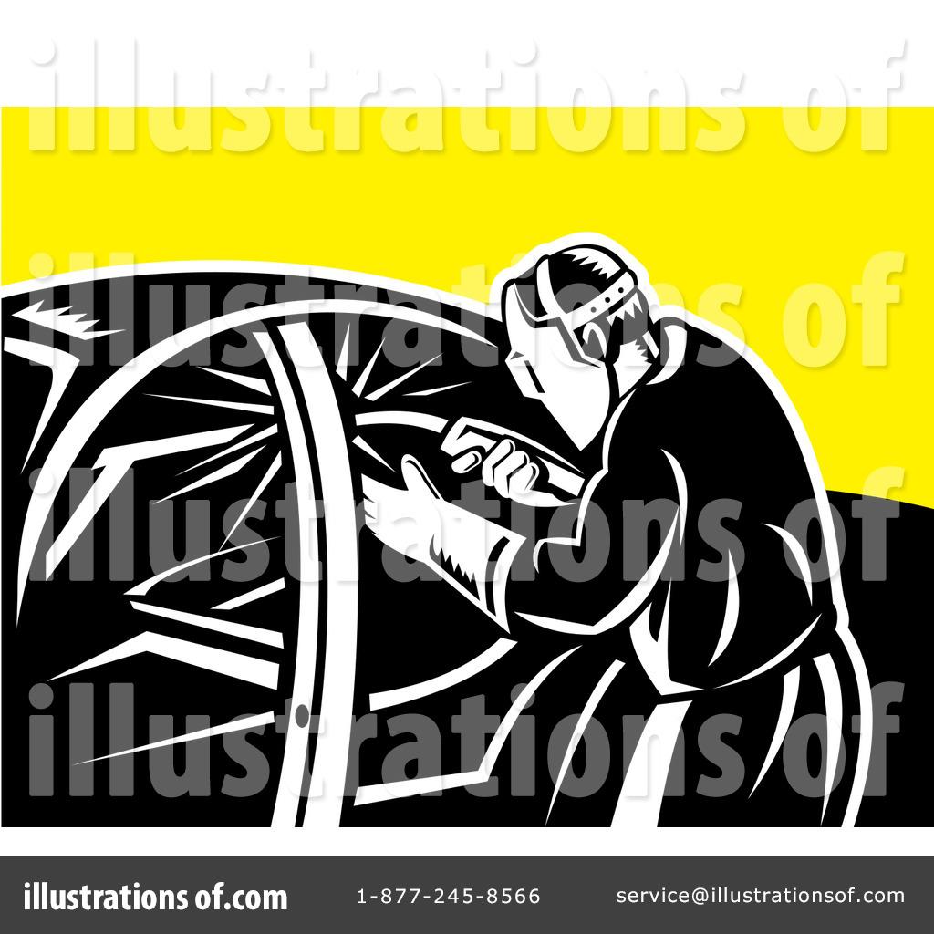 Welding Clipart #92052 - Illustration by patrimonio