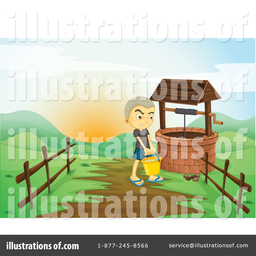 Well Clipart #1137098 - Illustration by colematt