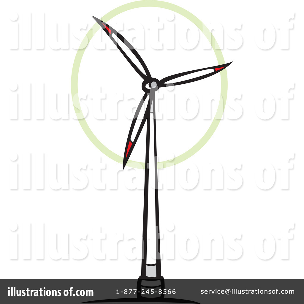 wind turbine clipart 230000 illustration by xunantunich rh illustrationsof com clipart wind energy wind turbine clip art images