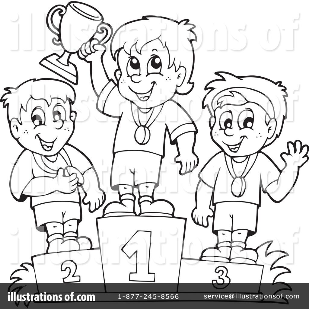 Winner Clipart #1114860 - Illustration by visekart