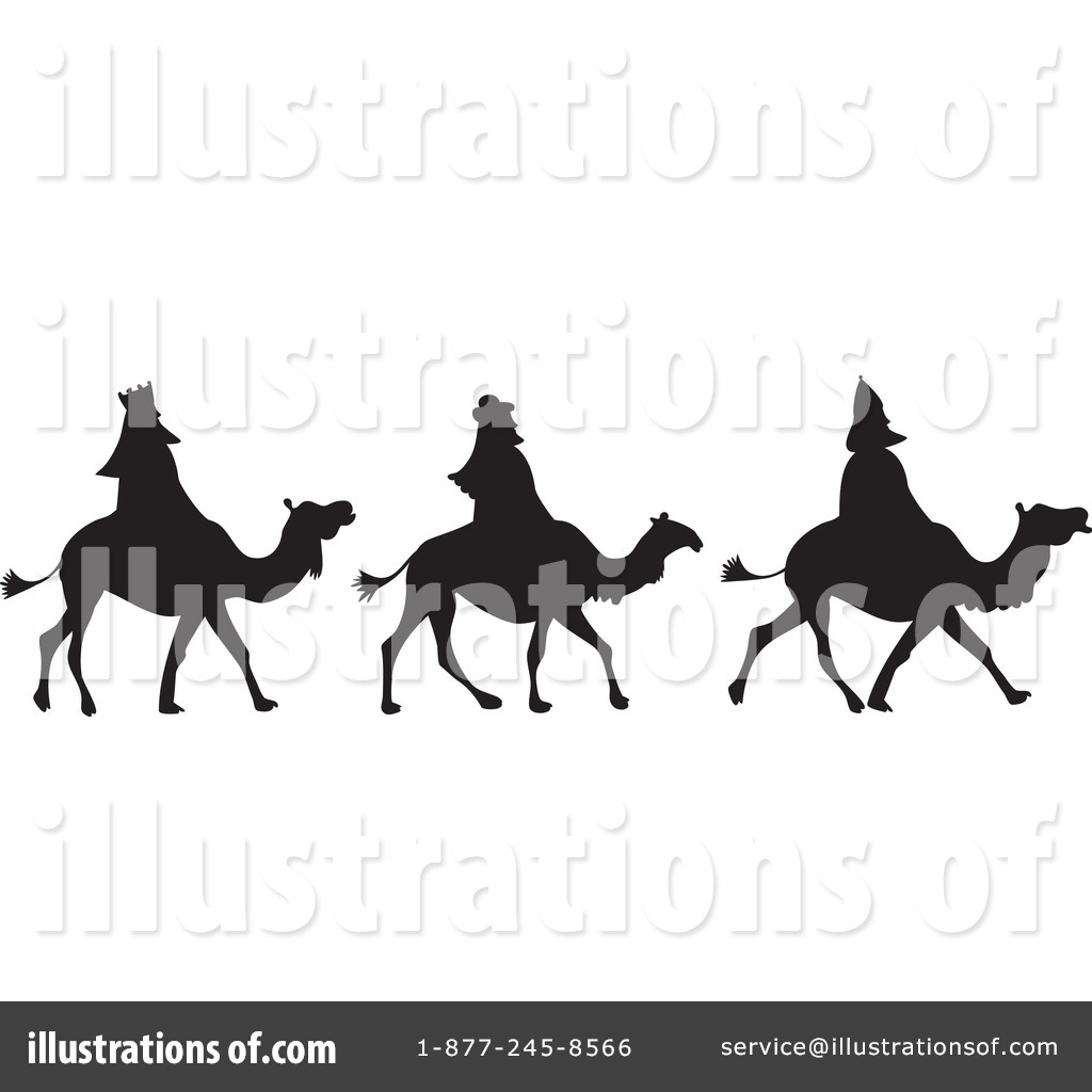 Wise Men Clipart #66594 - Illustration by Prawny