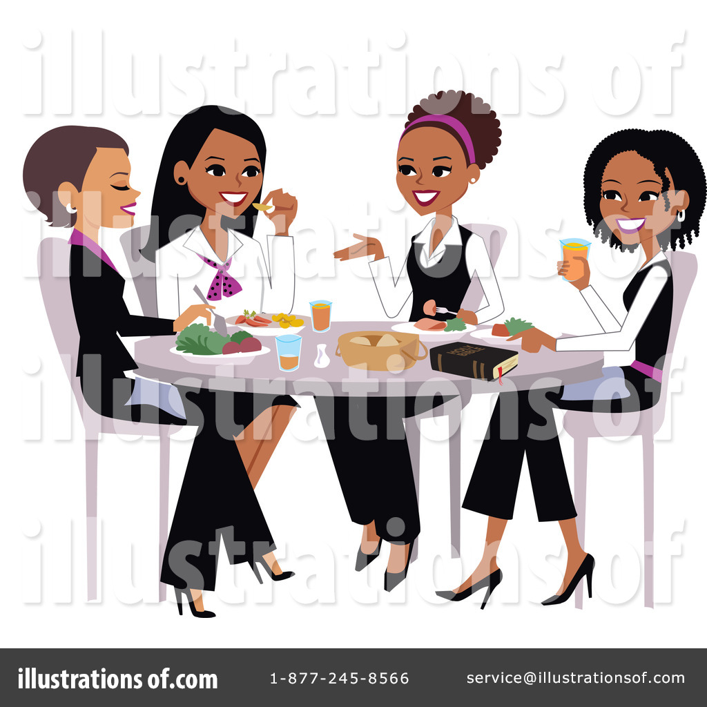 Women Clipart 1091866 Illustration By Monica