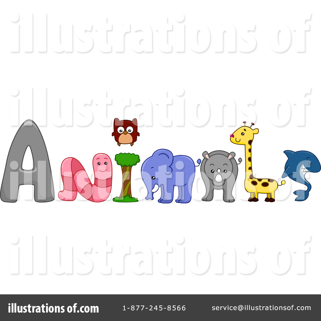 Word Clipart #1107722 - Illustration by BNP Design Studio