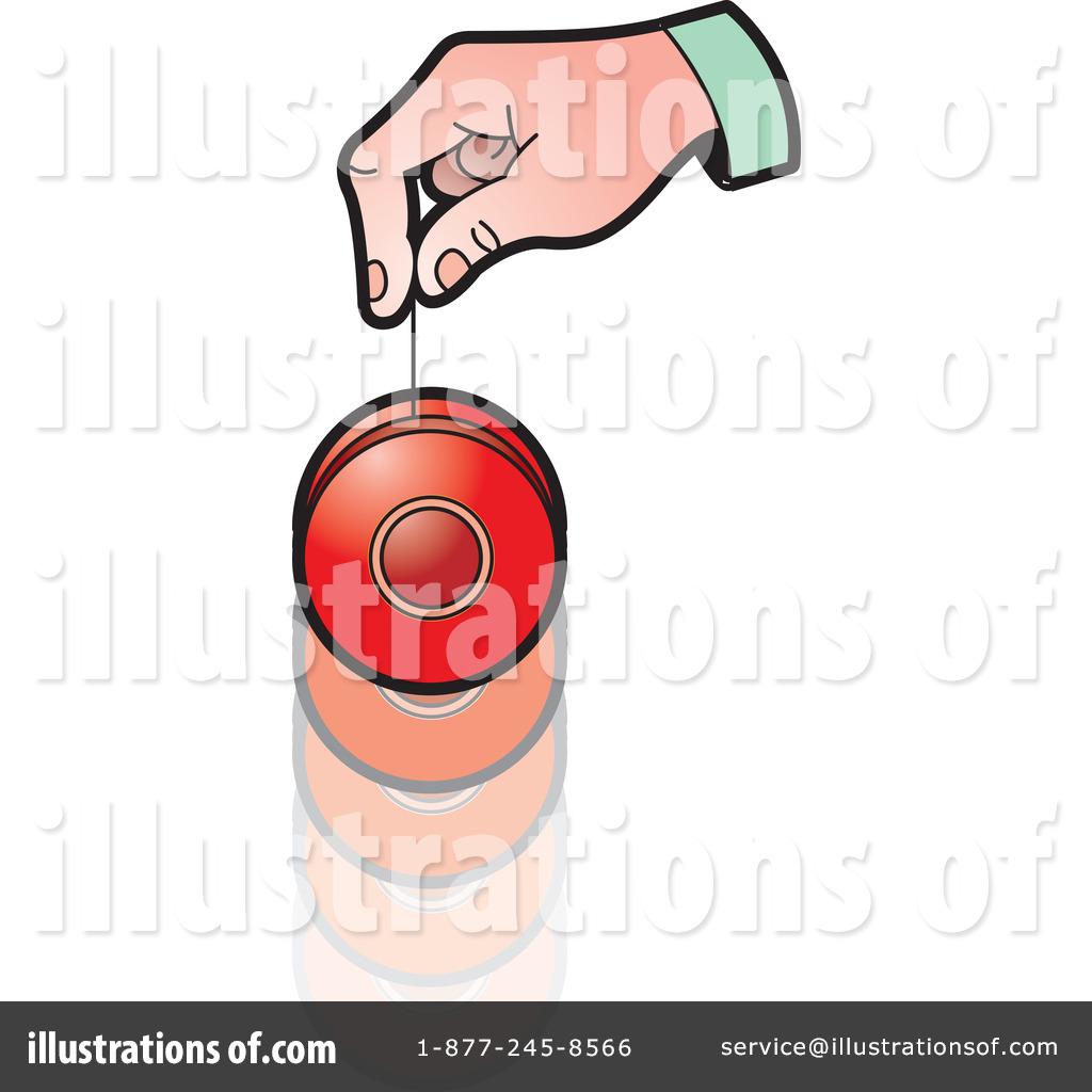 Yo Yo Clipart #434576 - Illustration by Lal Perera for Clipart Yoyo  17lplyp