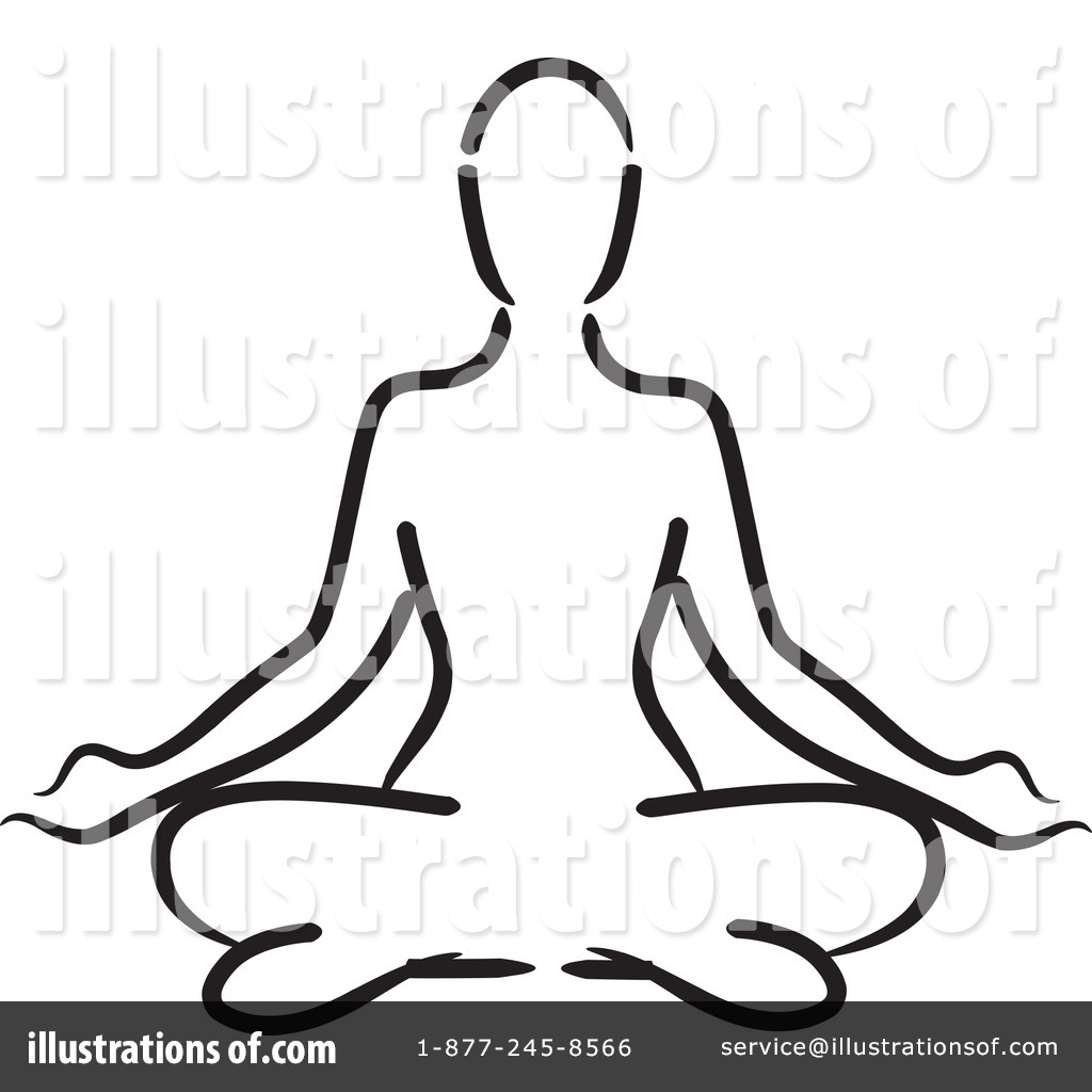 Yoga Clipart - All About Clipart