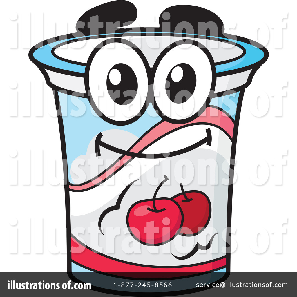 Clip Art Yogurt Clipart yogurt clipart 1256617 illustration by vector tradition sm royalty free rf stock sample