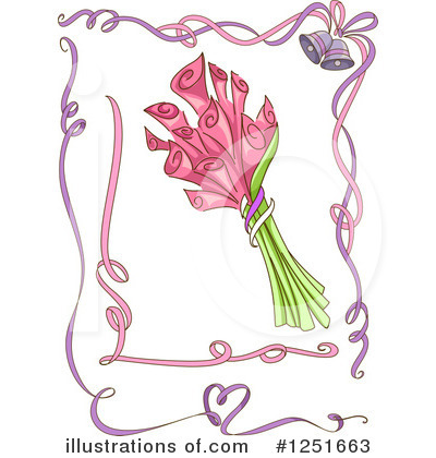 Lilies Clipart #1251663 by BNP Design Studio