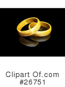 Rings Clipart #26751 by KJ Pargeter