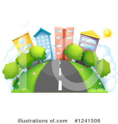 Urban Clipart #1241506 by Graphics RF