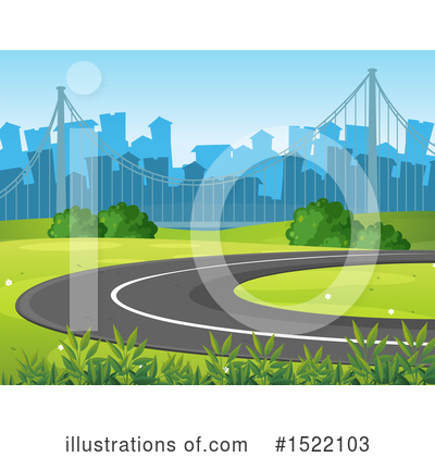 Urban Clipart #1522103 by Graphics RF