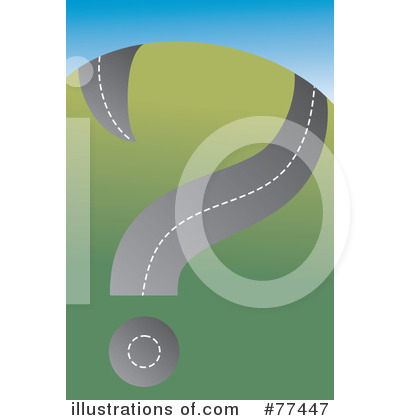 Royalty-Free (RF) Road Clipart Illustration by Prawny - Stock Sample #77447