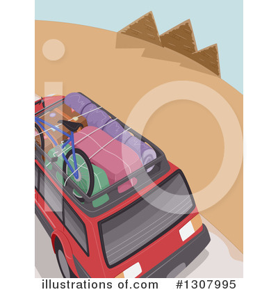 Bicycle Clipart #1307995 by BNP Design Studio