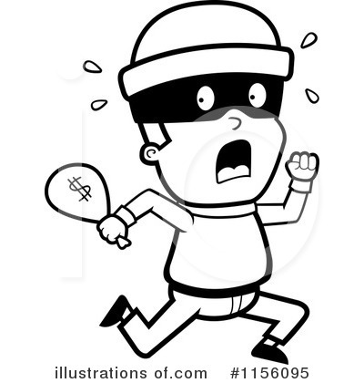robber coloring pages - photo#4