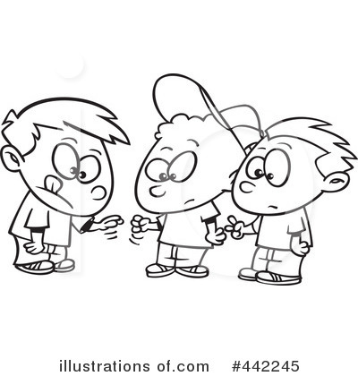 coloring pages of scissors - rock paper scissors clipart 442245 illustration by toonaday