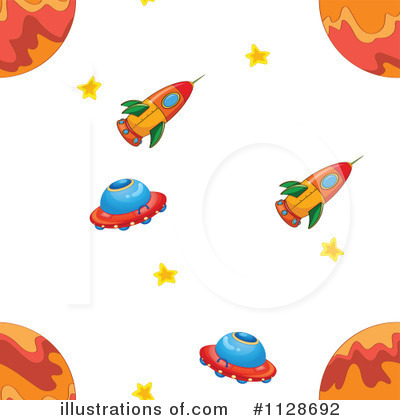 Ufo Clipart #1128692 by Graphics RF