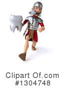 Roman Soldier Clipart #1304748 by Julos