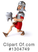 Roman Soldier Clipart #1304749 by Julos