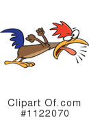 Rooster Clipart #1122070 by toonaday