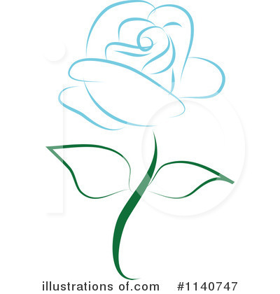Rose Clipart #1140747 by Vitmary Rodriguez