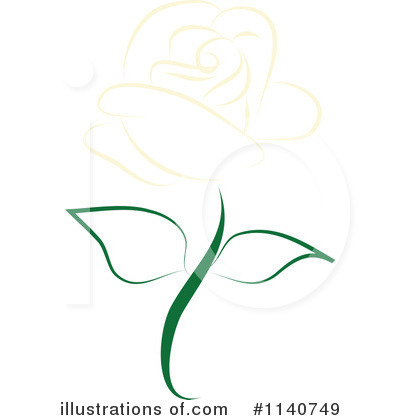 Rose Clipart #1140749 by Vitmary Rodriguez